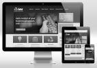 Sample Responsive Designed Site