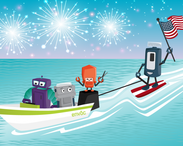 <p>Obots 4th of July</p>