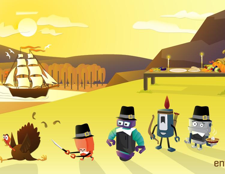 <p>Obots Thanksgiving</p>