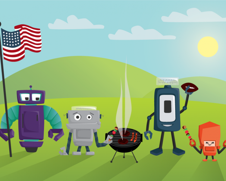 <p>Obots Memorial Day</p>