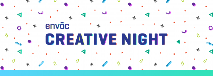 Creative Night at Envoc