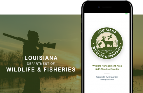 LDWF Self Clearing Permit App