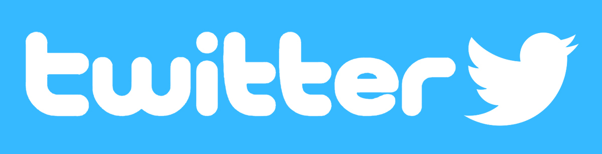 twitter logo with little bird