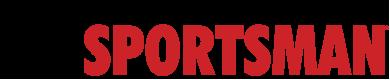 Louisiana Sportsman logo with fleur de lis featuring a duck, fish, and deer head as the petals