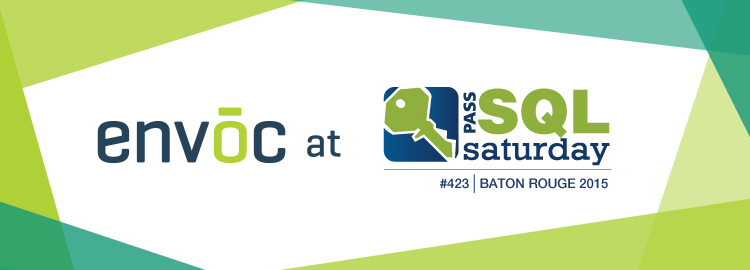 The Takeover: SQL Saturday Baton Rouge 2015