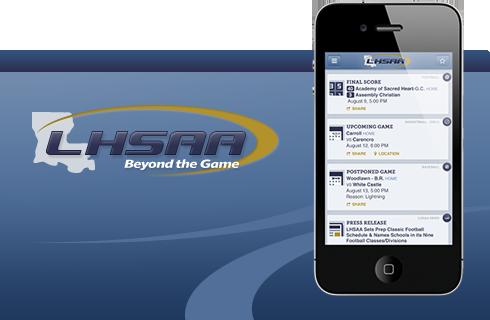 LHSAA Mobile App