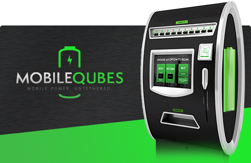 MobileQubes Kiosk Software and Marketing Website